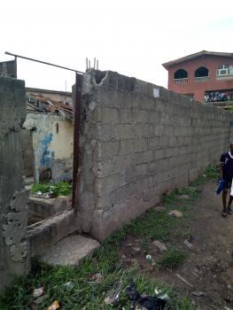 1 Plot of Land 60 X 120, Rasheedi Akotun Street, Bariga, Shomolu, Lagos, Residential Land for Sale