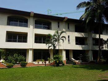 2 Blocks of 12 Nos 5 Bedroom Flats With1 Room Bq in a Serene Street, Off Bourdillon Road, Old Ikoyi, Ikoyi, Lagos, Flat for Rent