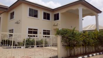 Luxury and Tastefully Finished 6 Bedroom Detached Duplex with 2 Rooms Bq, in a Mini Estate, Jabi, Abuja, House for Rent