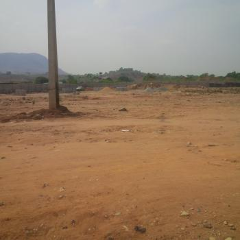 Fully Fenced Commercial Landuse, Along Kubwa Expressway, Kubwa, Abuja, Commercial Land for Sale