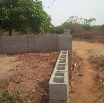 a Very Good Plot of Land That Is Buildable and Livable Measuring 500sqms, Apo Resettlement, Apo, Abuja, Residential Land for Sale