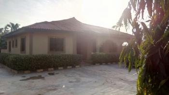 Massive 5 Bedroom Detached Bungalow Plus 2 Nos of Flats on 2 Plots of Land, Mowe Ofada, Ogun, Detached Bungalow for Sale