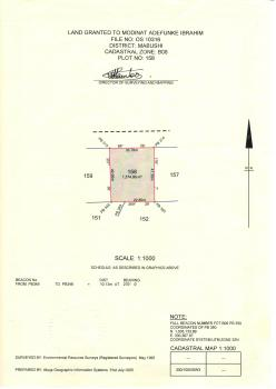 1,314.96sqm C of O {residential}, Mabuchi, Abuja, Residential Land for Sale