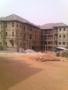 Block of 14 Units 2 Bedroom Flats, Games Village, Duboyi, Abuja, Block of Flats for Sale