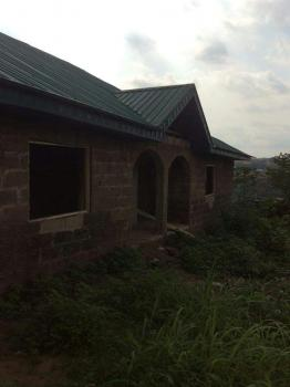 Uncompleted 5 Bedroom Bungalow, Olambe, Ifo, Ogun, Detached Bungalow for Sale