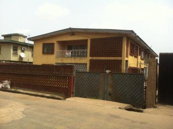 Well Spacious 4 Nos 3 Bedroom Flat with 2 Nos Mini Flat Suitable for School, Hospital, Guest House, Ngo Etc, Dorcas Morolahun Street Off Old Abeokuta Road /oko Oba Road, Oko-oba, Agege, Lagos, Commercial Property for Rent