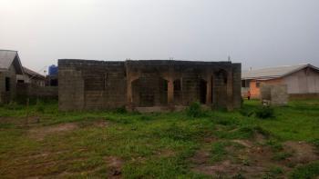 3 Bedroom Bungalow on a Full Plot, Unity Estate, Igbogbo, Ikorodu, Lagos, Detached Bungalow for Sale