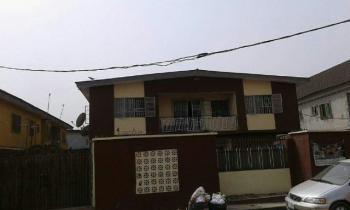 4 Units of 3 Bedroom Flats, 17, Odusanya Street. Odusanya Estate Egbeda, Idimu, Lagos, Block of Flats for Sale
