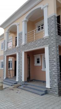 a Brand New 4 Bedroom Semi-detached Duplex with a Bq, Alone The Road in Gwarimpa, Gwarinpa, Abuja, Semi-detached Duplex for Sale