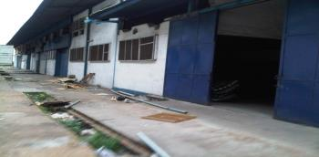 Warehouse with Office Complex on 4 Acres of Land, Creek Road, Apapa, Lagos, Warehouse for Sale