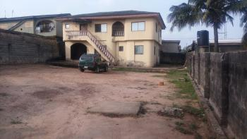 Plot of Land with 2 Units of 3-bedroom Back Flat, Akesan, Igando, Ikotun, Lagos, Residential Land for Sale