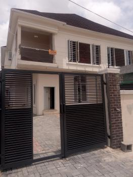 4 Massive Bedrooms Semi Detached Duplex with Bq Located Inside an Estate By 3rd Roundabout Near Prime Waters Lekki Phase 1, 3 Mins From 3rd Roundabout, Near Prime Waters, Lekki Phase 1, Lekki, Lagos, Semi-detached Duplex for Sale