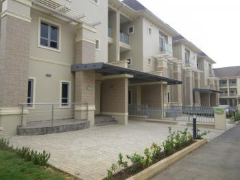 New 4 Bedroom, 2 Lounge + Bq, Wuye, Abuja, Terraced Duplex for Rent