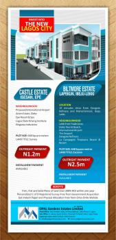 Residential Land, Isesen Village, Behind Citizen College, Epe, Lagos, Residential Land for Sale