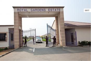 a Plot of Dry Land Measuring 660sqm, Royal Gardens Estate, Abraham Adesanya Estate, Ajah, Lagos, Residential Land for Sale