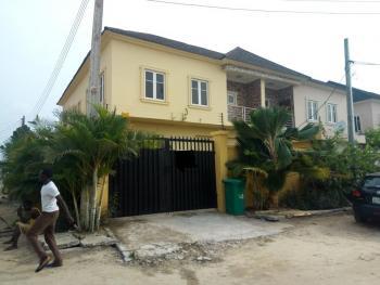 3 Bedroom Semi Detached Duplex with Bq in Agungi - 45 Million (negotiable), Agungi, Lekki, Lagos, Semi-detached Duplex for Sale
