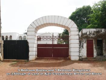 Executive Duplex, Ajali Crescent, Near Brown and Brown, Independence Layout, Enugu, Enugu, Detached Duplex for Sale