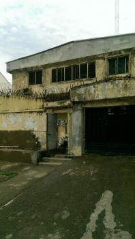 a Dilapidated 4 Bedroom Fully Detached Duplex with Bq. C of O Located at Area 11 Garki, Area 11, Garki, Abuja, Detached Duplex for Sale