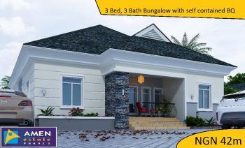3 Bedroom Bungalow with Self Contained B.q, Emerald Road, Off Eleko Beach Road, Iberekodo, Ibeju Lekki, Lagos, Detached Bungalow for Sale
