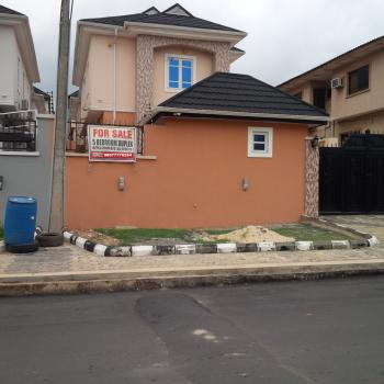 Brand New 5 Bedroom Detached Duplex with a Room Bq, Behind Otedola Estate, Omole Phase 2, Ikeja, Lagos, Detached Duplex for Sale
