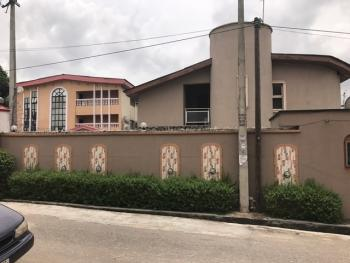 Massively Built and Recently Renovated 3 Units Attached Duplex 1 Unit Left at Osolo Way, Airport Road, Ajao Estate, Isolo, Lagos, Terraced Duplex for Rent