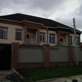 Brand New 4 Bedroom Semi Detached, Omole Phase 2, Ikeja, Lagos, Detached Duplex for Sale