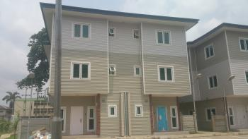 Deluxe 4 Bedroom Terraced Duplex/townhouse + Servant Quarters, Royal Estate, Herbert Macaulay Way, Jibowu, Yaba, Lagos, Terraced Duplex for Sale
