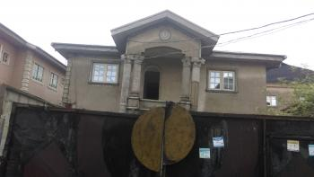 5 Bedroom Duplex with 2 Flats, Taodak Estate, Off Yetunde Brown Street, Ifako, Soluyi, Gbagada, Lagos, Detached Duplex for Sale