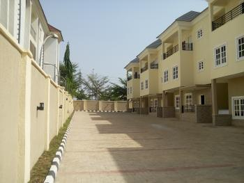 a Tastefully Finished and Brand New 4 Bedroom Terrace Duplex with 1 Room Bq, Apo Zone D, After Legislative Quarters, Apo, Abuja, Terraced Duplex for Rent