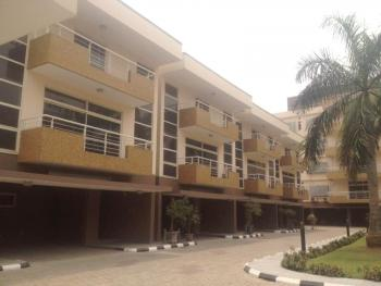 Tastefully Finished Luxury Four (4) Bedroom Terrace House with One (1) Room Bq, Bourdillon Road, Old Ikoyi, Ikoyi, Lagos, Terraced Duplex for Rent