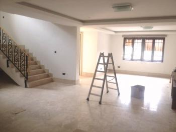 Four (4) Bedroom Semi-detached House with One (1) Room Bq, Banana Island, Ikoyi, Lagos, Semi-detached Duplex for Rent