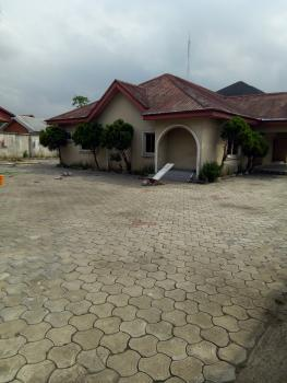 Massive 7 Bedroom with 3 Bedroom Bq, East West Rd By Tank Junction, Port Harcourt, Rivers, Terraced Bungalow for Sale