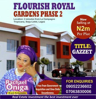 Florish Royal Gardens Phase 2, Ibeju Lekki, Lagos, Land for Sale