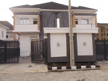 Distressed Luxury 4 Bedroom Semi Detached Duplex with a Staff Room, Chevron, Chevy View Estate, Lekki, Lagos, Semi-detached Duplex for Sale