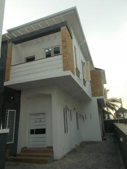 Massive 4 Bedroom Semi-detached Duplex with a Staff Quarter Each, Chevron, Chevy View Estate, Lekki, Lagos, Semi-detached Duplex for Sale