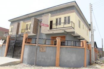 Lovely 2 Bedroom Terrance House, Thera Annex, Sangotedo, Ajah, Lagos, Terraced Duplex for Rent
