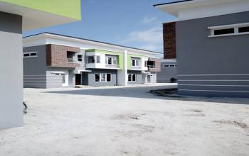 4 Bedroom Terrace Duplexes in Ajah, Epe, Lagos, Terraced Duplex for Sale