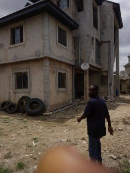 2 Units of Newly Built 2 Bedroom Flat, Off Mfm Road, Igodo, Magboro, Ogun, Flat for Rent