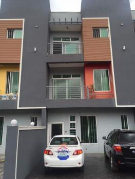 a Luxury 4 Bedroom Terrance Duplex, Ikeja Gra, Ikeja, Lagos, Terraced Duplex for Sale