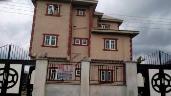 Spacious 3 Bedroom Flat, Off Okania Road, By Location, Ada George, Rumueprikom, Port Harcourt, Rivers, Flat for Rent