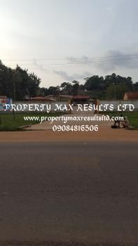 2 Plots with Structure at Finishing Level, Beside Nnpc Station, Along Akure - Ado Road Off Ado Garage, Akure, Ondo, Commercial Property for Sale