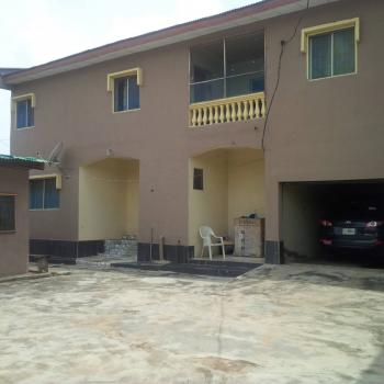 Duplex and Block of Flats, Off Fredrick Fasehun Street, Okota, Isolo, Lagos, Detached Duplex for Sale