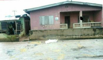 Bungalow, Kuburat Agbediyi Street, Kolington, Alimosho, Lagos, Detached Bungalow for Sale