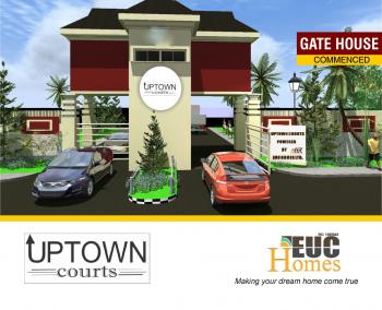 Uptown Courts Estate Phase 1 @ N3.5m per Plot with C of O! Gated/ Fenced Best Preferred Choice Anytime!!!, Located Along Cherrywood Drive, Facing The Road with Two Road Networks/ Access Points, Oshoroko, Lekki Free Trade Zone, Lekki, Lagos, Mixed-use Land for Sale