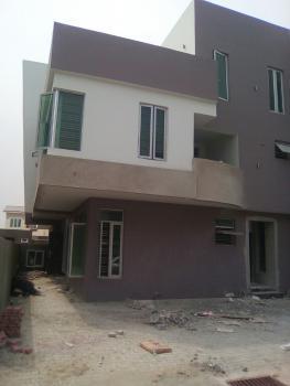 Newly Completed 4 Bedroom Duplex on 3 Floors in a Secured Estate, Haven Homes Estate, Ikate Elegushi, Lekki, Lagos, Semi-detached Duplex for Rent