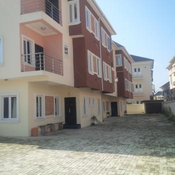 Luxury New Property, Idado, Lekki, Lagos, Terraced Duplex for Rent