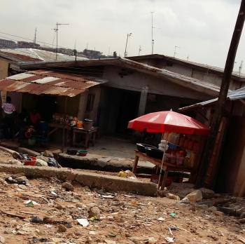 Bungalow Building, Behind County Hospital, Ogba, Ikeja, Lagos, Detached Bungalow for Sale