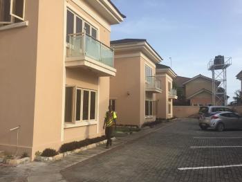 Three Bedroom Terrace with a Room Bq, Lekki Phase 1, Lekki, Lagos, Terraced Duplex for Rent