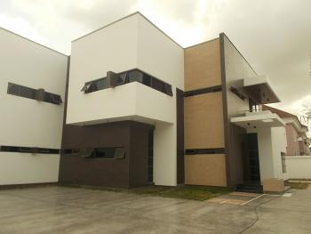 Humongous Contemporary 5 Bedroom Detached Duplex with 2 Staff Rooms + Swimming Pool+ Green Area+ Ample Parking, Off Road 3, Vgc, Lekki, Lagos, Detached Duplex for Sale