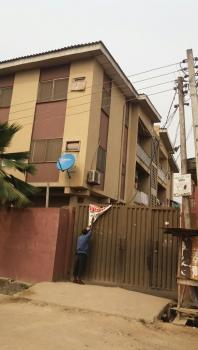 Two Storey Building, Soji Oshodi Street, Off Pedro Road, Oshodi, Lagos, Block of Flats for Sale